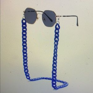 """Acrylic """"Must Have"""" Super Chic Glasses/Mask Holder"""